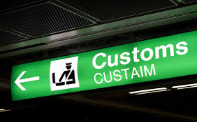 top 10 tips for flying - Customs