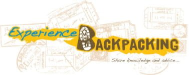 experience backpacking logo