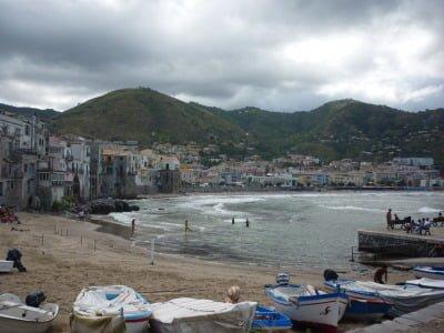 Cefalu Sicily Harbour 1