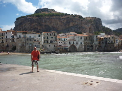 Cefalu Sicily Harbour 5