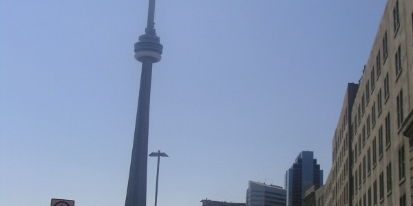CN Tower Totonto – Canada