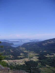 Stunning view BC