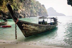 Krabi boat