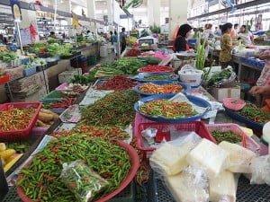 Krabi market