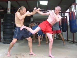 Muay Thai boxing chiang mai