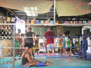 Street gym