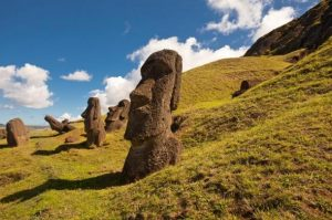 Easter Island Statues - Top 10 Bucket List Destinations