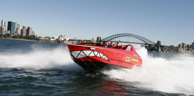OZ JET BOATING - 5 Must book tours in Sydney