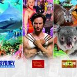 Sydney Attraction - 4 Combo Pass $80