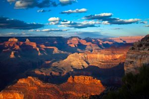 Grand Canyon - top10 bucket list destinations