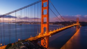 USA san francisco - top10 bucket list destinations