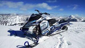 Ski-Doo - top 10 bucket list activities