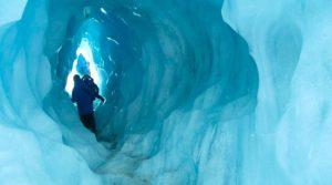 ice tunnel - top 10 bucket list activities