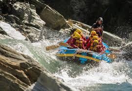 rafting - top 10 bucket list activities