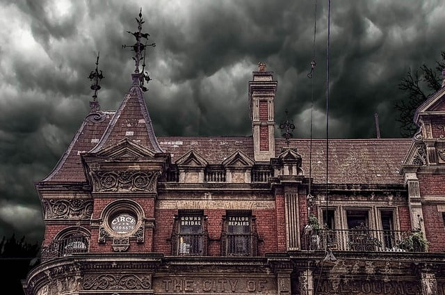 5 Countries with Scary History to Visit on Halloween
