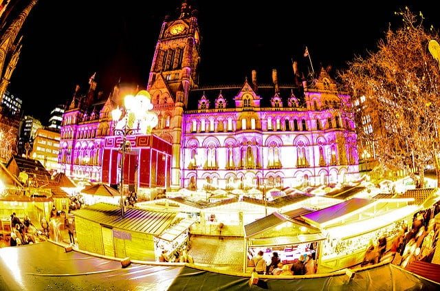 Christmas market Manchester - The Best Christmas Fairs in Europe