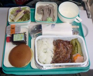 top 10 tips for flying - Food & Drink