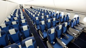 Top 10 tips for flying - airplane seats