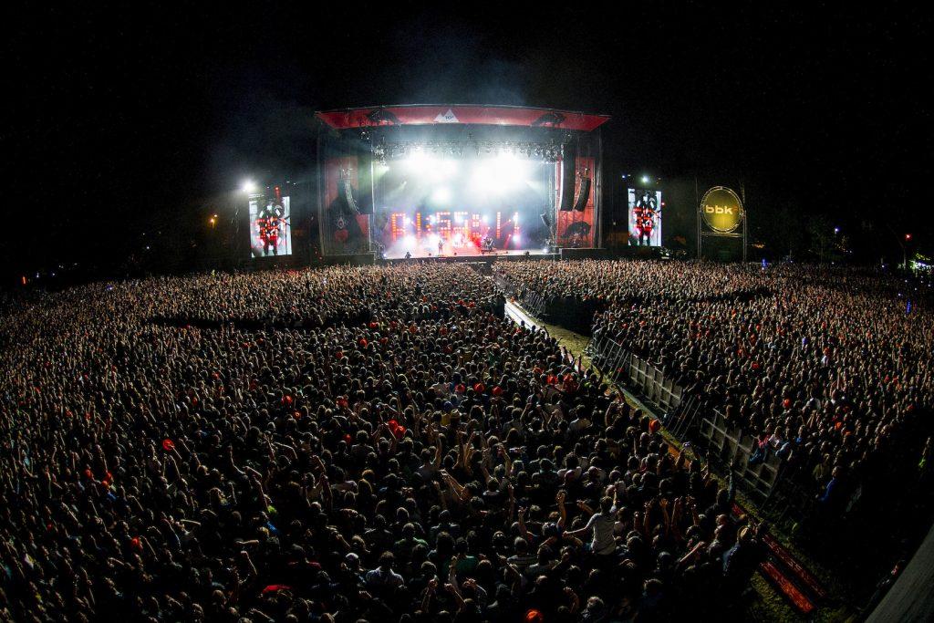 Bilbao BBK Live - Stoke