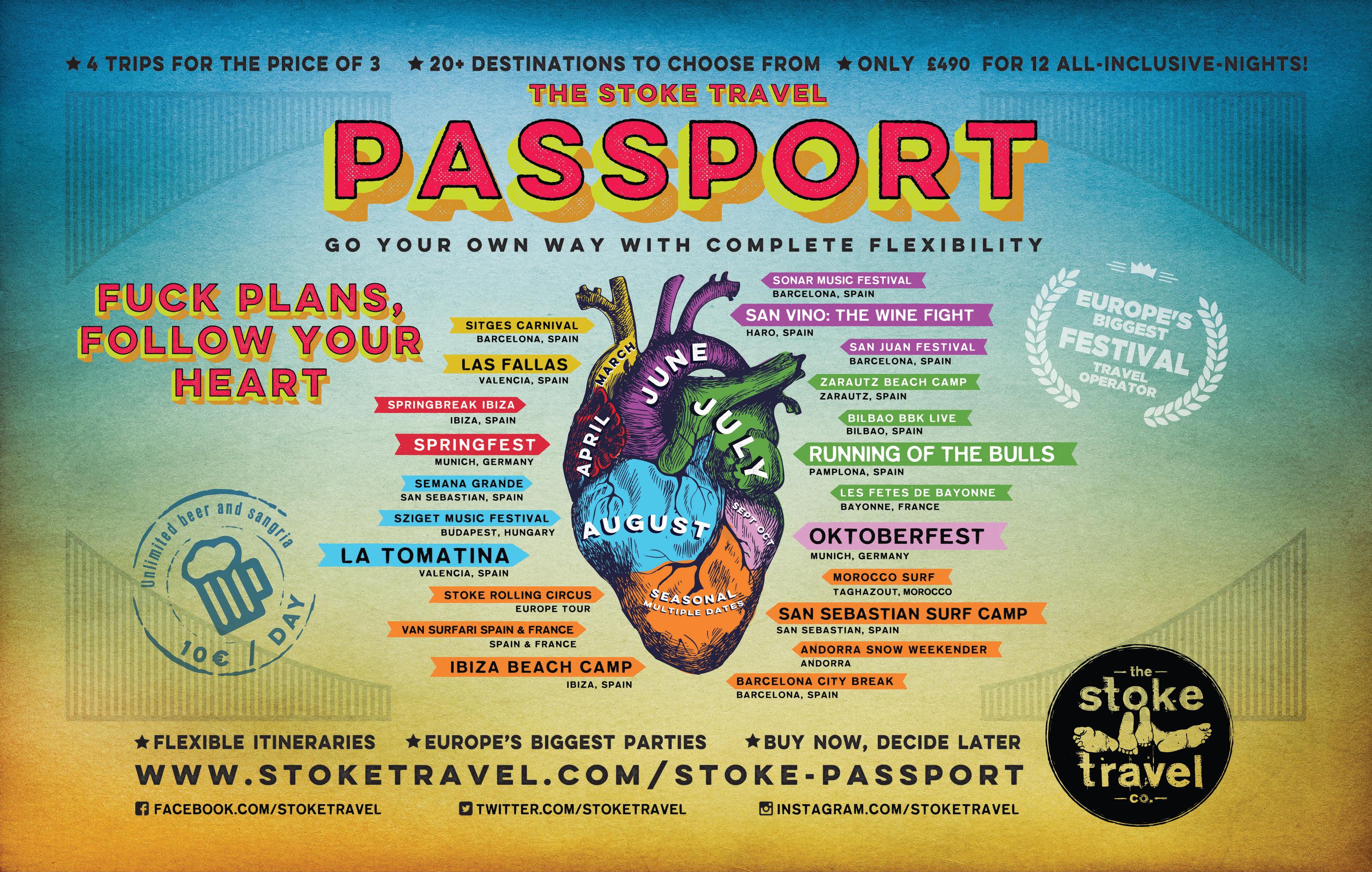 Stoke PASSPORT