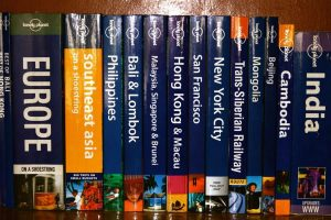 Travelling in Asia - Guide books Asia