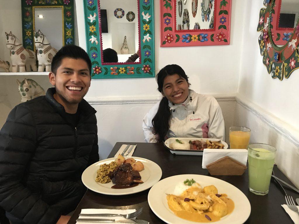Luis and Vilma - Machu Picchu VIP Tours