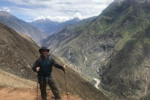 Choquequeriao Trail Day 1